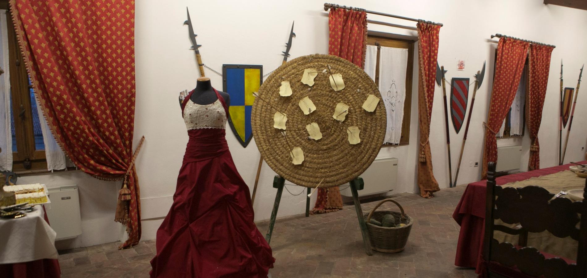 Matrimonio Tema Dolce Vita : Matrimonio medievale